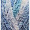 Softy - 51305 - modrý melír