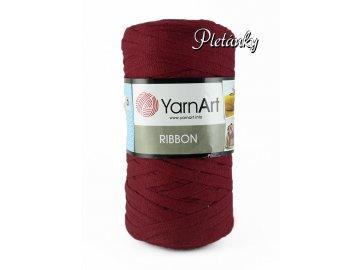 Ribbon 781 - tmavě červená