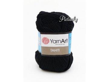 Příze Tahiti 211 - černá
