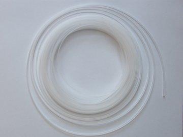 Kostice plastová plochá 4mm, metráž