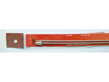 Pletací jehlice Galant ALU 2.5 mm