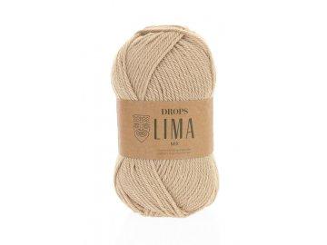 Příze DROPS Lima mix - 0206 světlá béžová