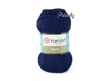 Příze Tahiti 214 - námořnická modrá