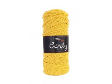 cordy 3 žlutá