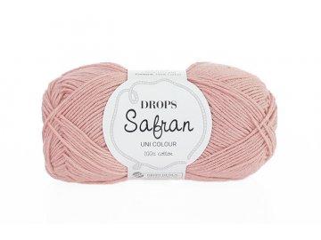 Příze DROPS Safran 01 - světle růžová