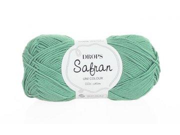 Příze DROPS Safran 04 - zelená