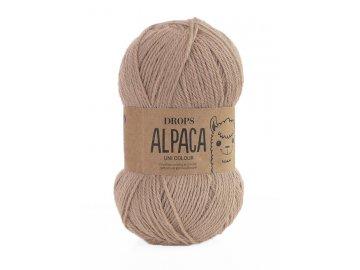 Příze DROPS Alpaca 0302 - camel (velbloudí)