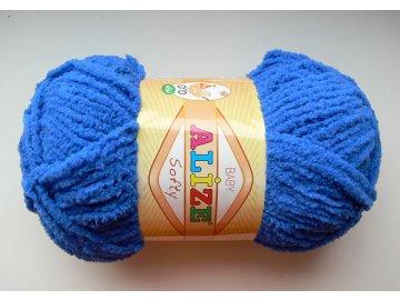 Softy - 141 - královská modrá