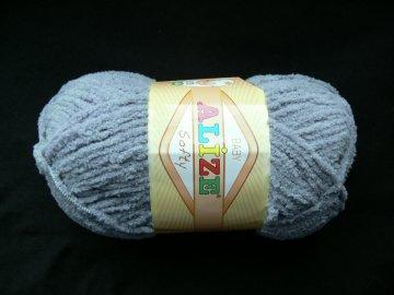 Příze Softy - 119 - holubí šedá