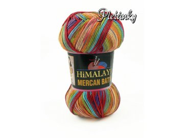 Příze Mercan batik 59504