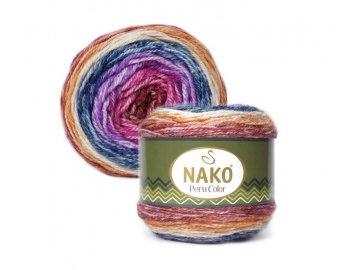 Příze NAKO Peru Color 32187