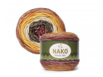 Příze NAKO Peru Color 32188
