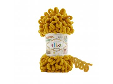 PUFFY 2 Mustard