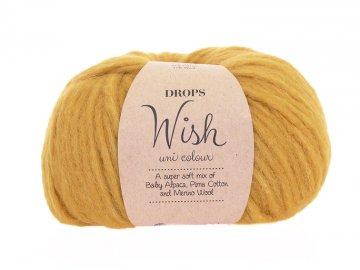 Příze DROPS Wish uni colour 12 - kari