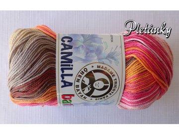 Příze Camilla batik MTP 110