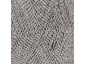 Příze DROPS Lace MIX 0501 - šedá