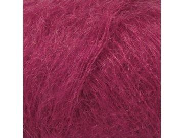 Příze DROPS Kid-Silk uni colour 17 - vínová