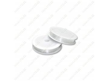 Vlákno silikonové  0,6mm  10 m