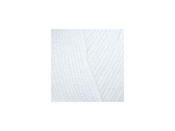 Příze Mercan 52910  bílý