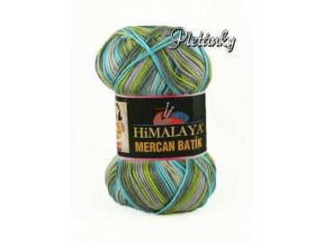 Příze Mercan batik 59528