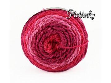 Sweet roll 1047-03/4645 - červeno růžová