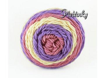 Sweet roll 1047- 24/3930 - fialová smetanová