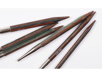 Jehlice kruhové výměnné DROPS Pro Romance (Birch) - 3,5 mm / 13 cm