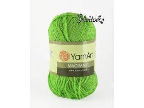 Macrame 150 - zelená