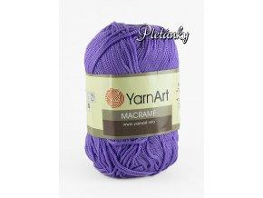 Macrame 135 - fialová
