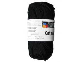 Příze Catania 110 - černá
