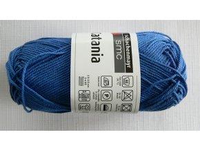Příze Catania 261 - modro-šedá