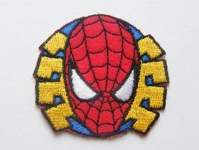 Nažehlovací aplikace - Spiderman 26