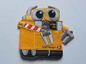 Nažehlovací aplikace - WALL-E 04