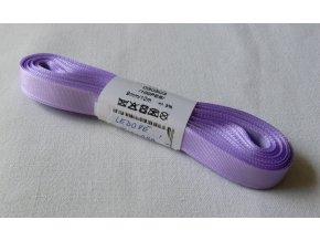 Stuha taftová 9 mm, ledově fialová - 503
