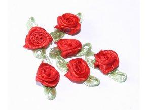 Aplikace růže / list 19834 - červená