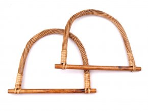 Ucha bambusová rozměr 13x18cm 060689