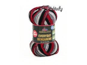 Příze Everyday Rengarenk - 70309