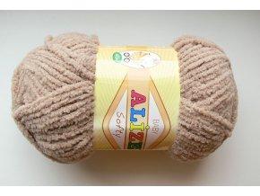 Softy - 617 - béžová