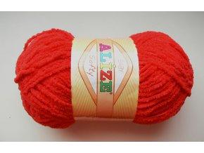 Softy - 56 - červená