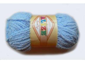 Softy - 350 - světle modrá