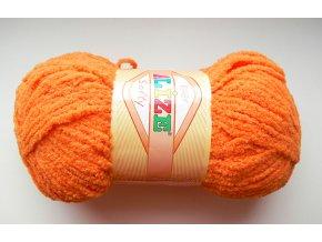 Softy - 336 - oranžová