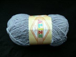Softy - 119 - holubí šedá