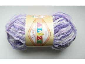 Softy - 51627 - fialový melír