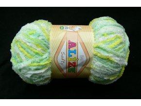 Softy - 51626 - žlutozelená