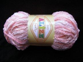 Softy - 51304 - růžový melír