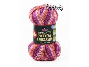 Příze Everyday Rengarenk - 70301