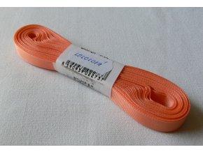 Stuha taftová 6 mm , lososová - 611