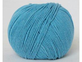 Příze Jeans 8094 šedo modrá