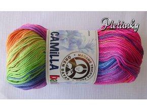 Příze Camilla batik MTP 106
