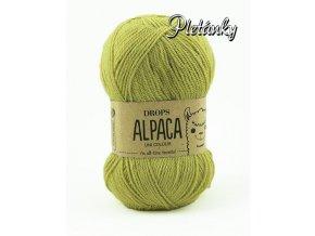 Příze DROPS Alpaca 7300 - jablková